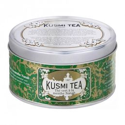Kusmi Tea - Spearmint green tea 125g